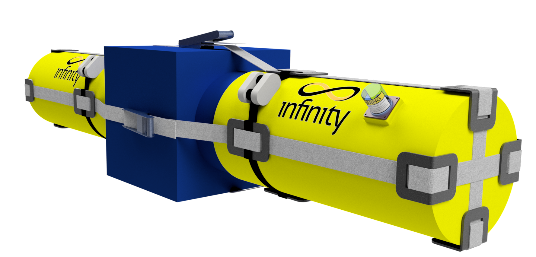 Infinity  - Actuator Safety Gauntlet